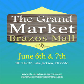 Star Struck Vendor Events June 6th and 7th 2020 Flier