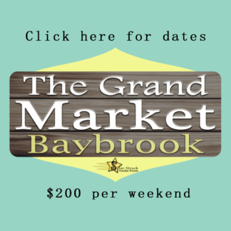 The Grand Market @ Baybrook Mall
